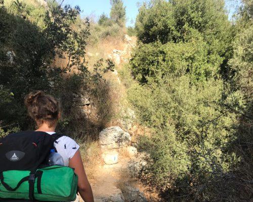 Sukkot Hiking