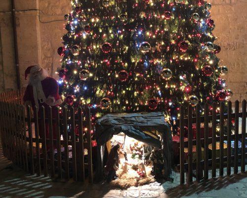Auf den Spuren Jesu-Weihnachstpilgern nach Bethlehem