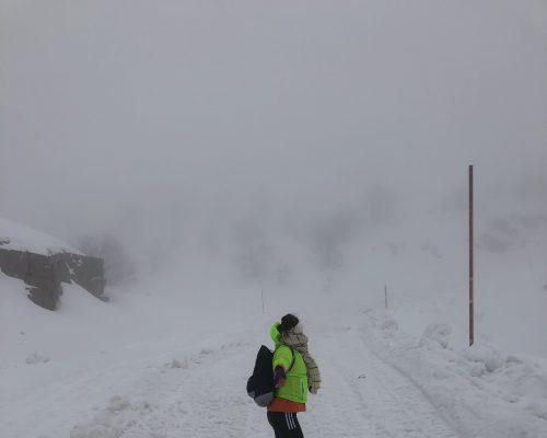 Holy WinterWonderLand- ein Tag Schnee