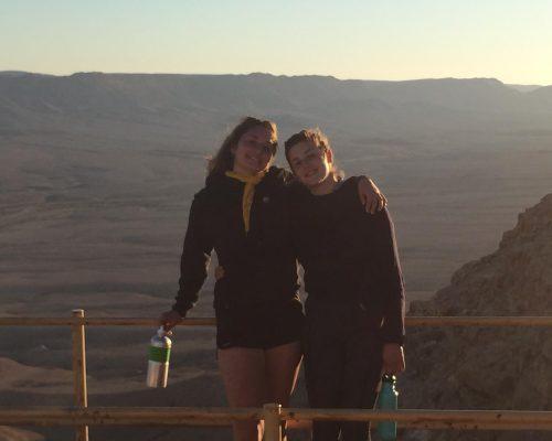 Yalla – Mizpe Ramon ruft
